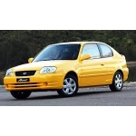 Accent Verna (LC) 08.1999 - 09.2006